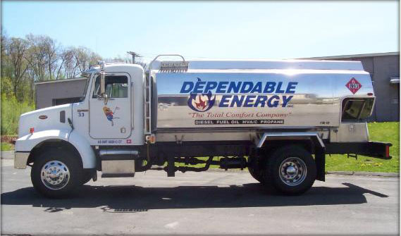 Dependable Diesel Delivery